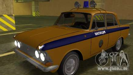 Moskvitch 408 Police pour GTA San Andreas