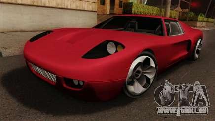 Bullet PFR v1.0 pour GTA San Andreas