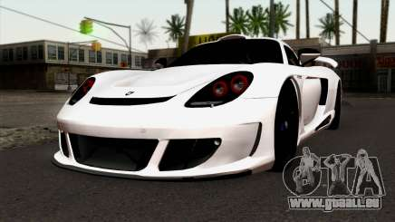 Gemballa Mirage GT v2 Windows Up für GTA San Andreas