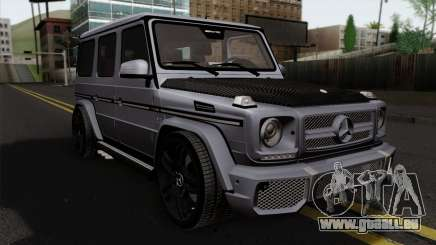 Mercedes-Benz G65 AMG Carbon Edition für GTA San Andreas