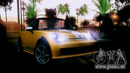 GTA 5 Weeny Issi IVF pour GTA San Andreas