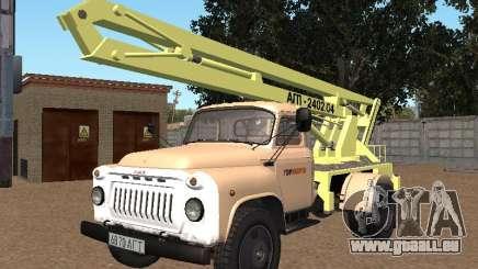 GAS-52 Skylift für GTA San Andreas
