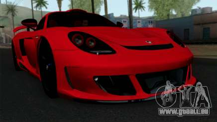 Gemballa Mirage GT v3 Windows Up für GTA San Andreas