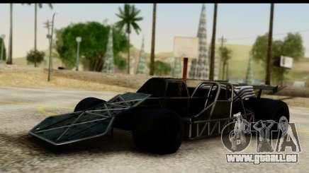 Flip Car 2012 für GTA San Andreas