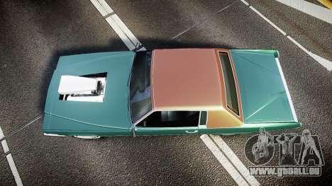 Albany Manana GTA V Style pour GTA 4 est un droit