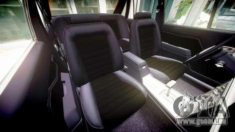Ford LTD LX 1985 v1.6 pour GTA 4 est un côté