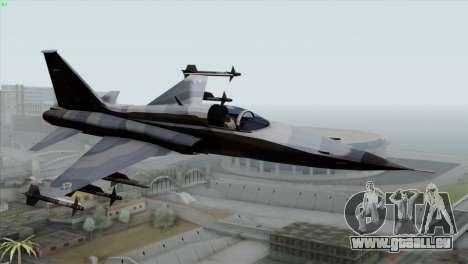 Northrop F-5E Tiger II Wardog Squadron pour GTA San Andreas