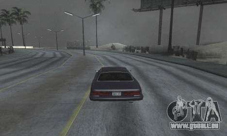 ENB v1.9 & Colormod v2 für GTA San Andreas achten Screenshot