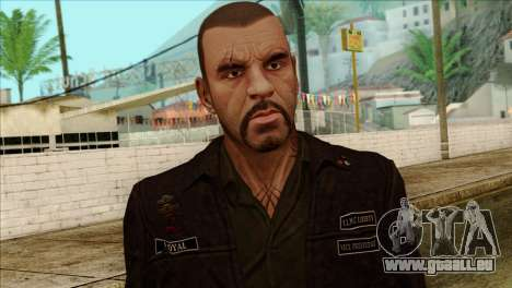 Johnny from GTA 5 pour GTA San Andreas troisième écran