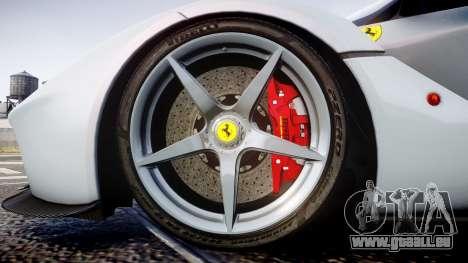 Ferrari LaFerrari 2013 HQ [EPM] pour GTA 4 Vue arrière