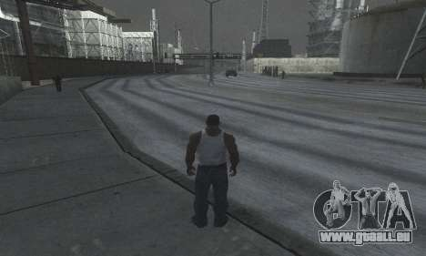 ENB v1.9 & Colormod v2 für GTA San Andreas siebten Screenshot