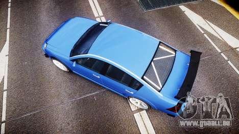 Annis Pinnacle RT für GTA 4 rechte Ansicht