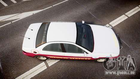 Dinka Chavos Paramedic pour GTA 4 est un droit
