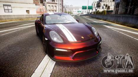 Porsche Cayman GT4 2015 für GTA 4