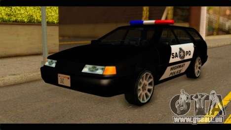 Stratum Police Highway v1.0 pour GTA San Andreas