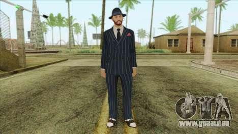 GTA 5 Online Skin 3 pour GTA San Andreas
