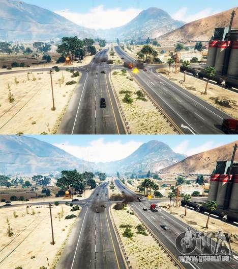 GTA 5 Luftangriff v1.1 dritten Screenshot