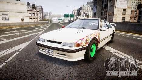 Vapid Fortune Drift v2.0 für GTA 4