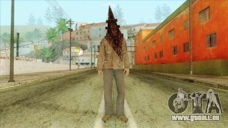 Bogeyman Alex Shepherd Skin without Flashlight pour GTA San Andreas