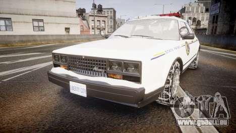 GTA V Albany Police Roadcruiser pour GTA 4