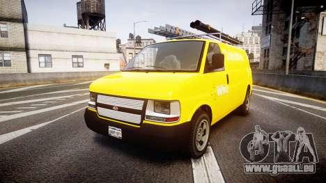 Vapid Speedo Whiz pour GTA 4
