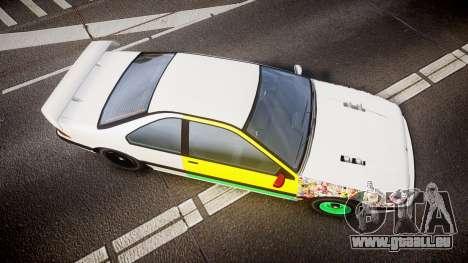 Vapid Fortune Drift v2.0 für GTA 4 rechte Ansicht