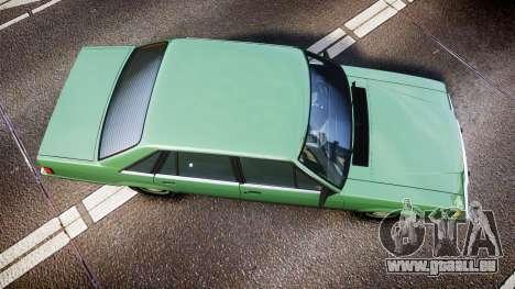 Ford LTD LX 1985 v1.6 pour GTA 4 est un droit