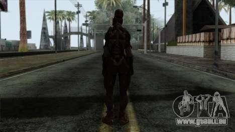 Jefa Suprema from Loquendo Stories pour GTA San Andreas deuxième écran