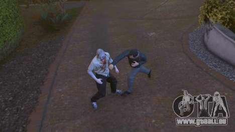 GTA 5 Grand Theft Zombies v0.1a vierten Screenshot