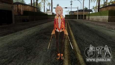 Inori (Guity Crown) für GTA San Andreas