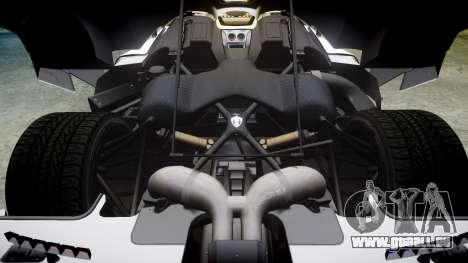 Koenigsegg Agera 2013 Police [EPM] v1.1 PJ1 für GTA 4 Seitenansicht