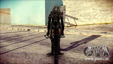 Verdugo Resident Evil 4 Skin für GTA San Andreas zweiten Screenshot