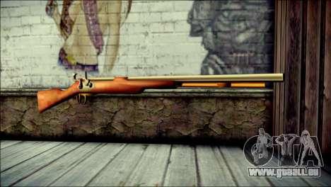 Tokisaki Kurumi Rifle für GTA San Andreas