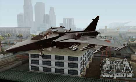 JAS-39 Gripen NG ACAH für GTA San Andreas