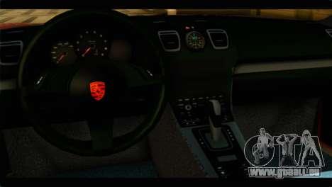 Monster Picador pour GTA San Andreas vue de droite