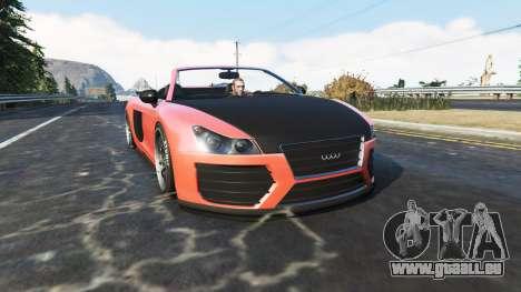 GTA 5 Realistische maximale Geschwindigkeit