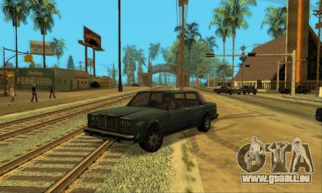 Beta VC Greenwood pour GTA San Andreas
