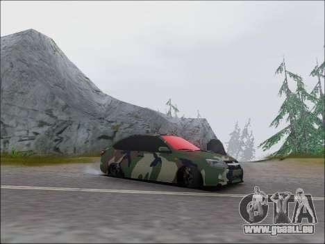 Lada Granta Liftback Coupe für GTA San Andreas linke Ansicht