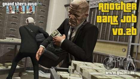 GTA 5 Vol de banque v0.2b