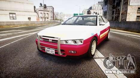 Dinka Chavos Paramedic pour GTA 4