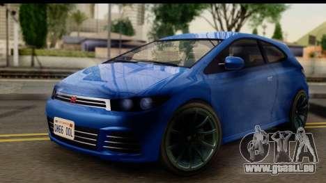 GTA 5 Dinka Blista für GTA San Andreas