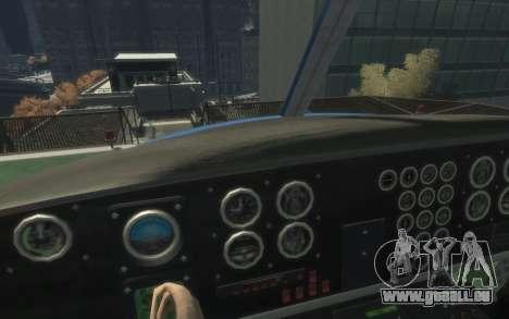 GTA III Police Valkyrie HD für GTA 4 linke Ansicht