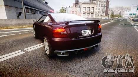 GTA V Bollokan Prairie pour GTA 4 Vue arrière de la gauche