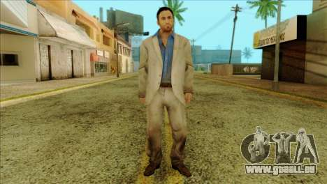 Nick from Left 4 Dead 2 pour GTA San Andreas