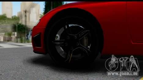 GTA 5 Overflod Entity XF IVF pour GTA San Andreas vue de droite