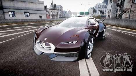 Citroen Survolt für GTA 4
