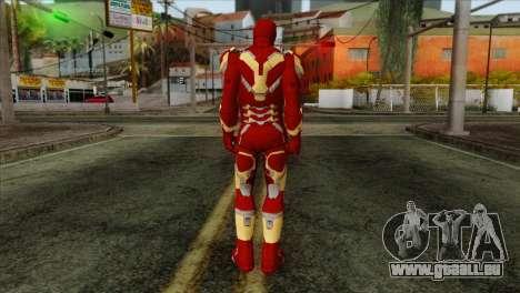Iron Man Mark 43 Svengers 2 für GTA San Andreas zweiten Screenshot