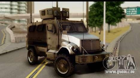 International MaxxPro MRAP für GTA San Andreas