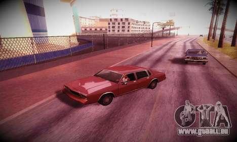 Ebin 7 ENB pour GTA San Andreas