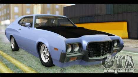 Ford Gran Torino für GTA San Andreas